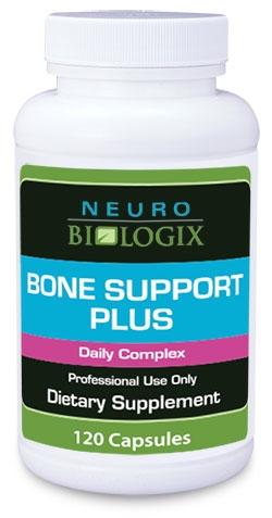 Bone Support Plus - 120 caps - Neuro Biologix *SOI*
