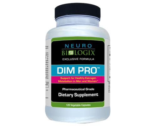 DIM Pro - 120 caps - Neuro Biologix *SOI*