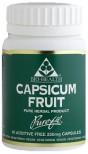Capsicum Fruit - 60 caps - Bio Health