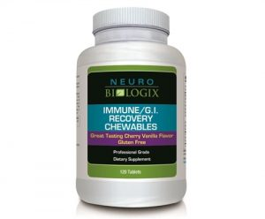 Immune/G.I. Recovery Chewable - 120 Tablets - Neuro Biologix *SOI*
