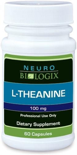 L-Theanine - 60 capsules - Neuro Biologix *SOI*
