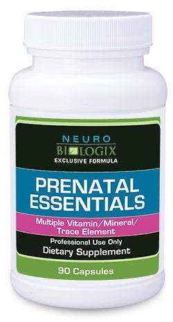 Prenatal Essentials (90 capsules) - Neuro Biologix *SOI*
