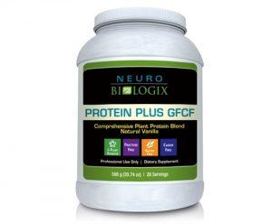 Protein Plus GFCF Vanilla (28 scoops) - Neuro Biologix *SOI*