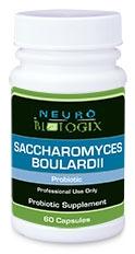 Saccharomyces boulardii (60 capsules) - Neuro Biologix *SOI*