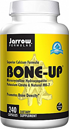 Bone-Up, Superior Skeletal Support - 240 Caps - Jarrow Formulas