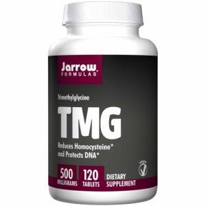 TMG 500 - 120 Servings - Jarrow Formulas
