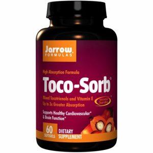 Toco-Sorb® - 60 softgels - Jarrow Formulas - BBE 06/2019