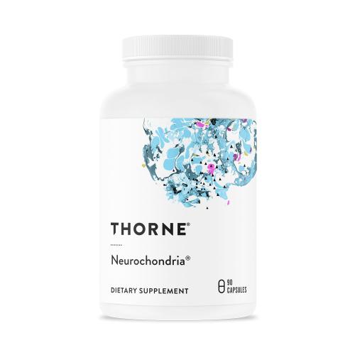 Neurochondria, 90 Veggie Caps - Thorne Research- SOI**