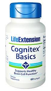 Cognitex Basics, 60 Softgels - Life Extension