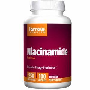 Niacinamide, 250 mg, 100 Caps - Jarrow Formulas