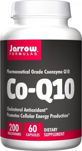 Co-Q10 200, 200 mg, 60 Caps - Jarrow Formulas