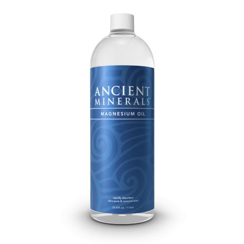 Magnesium Oil 1 litre - Ancient Minerals