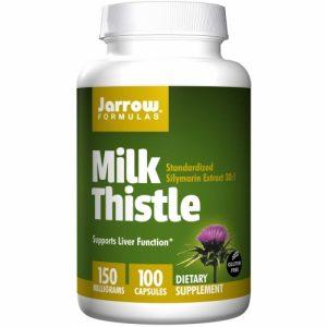 Milk Thistle - 100 caps - Jarrow