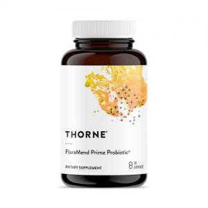 FloraMend Prime Probiotic, 30 Veggie Caps - Thorne Research