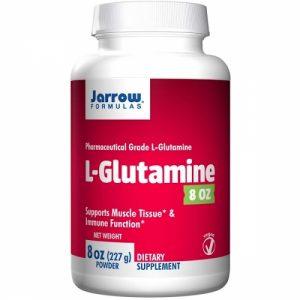 L-Glutamine, 8 oz (227 g) Powder - Jarrow Formulas