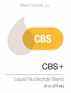 CBS + .8 oz (RNA) (24ml) - Holistic Health - SOI**
