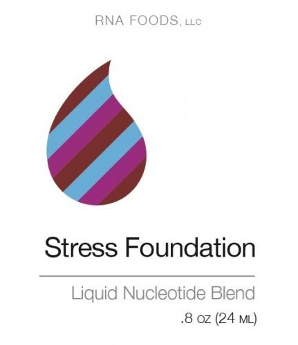 Stress Foundation .8 oz (24ml) - Holistic Health - SOI**