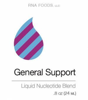 General Support (RNA) .8 oz (24ml) - Holistic Health - SOI**