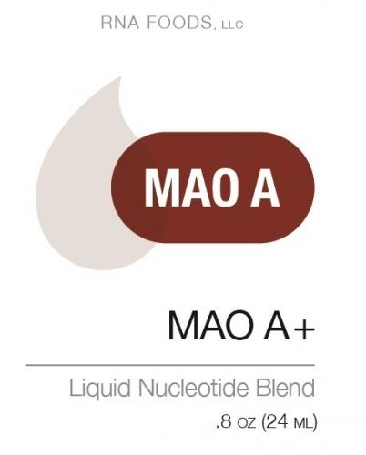 MAO A + .8 oz (24ml) - Holistic Health - SOI**