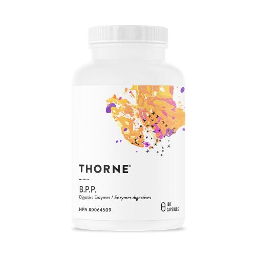 B.P.P., Betaine / Pepsin / Pancreatin, 180 Veggie Caps - Thorne Research