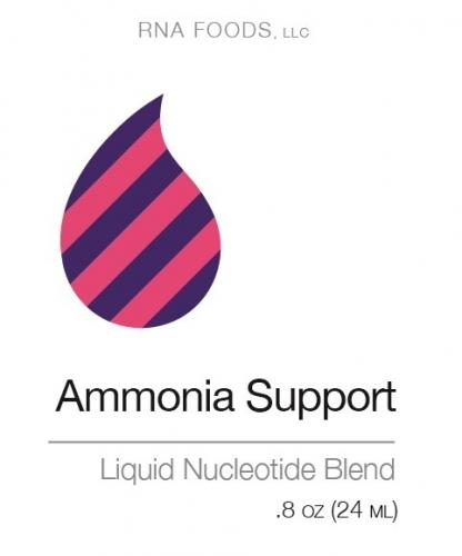 Ammonia Support (RNA) .8 oz (24ml) - Holistic Health - SOI**