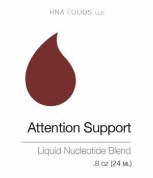 Attention Support .8 oz (RNA) (24ml) - Holistic Health - SOI**