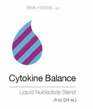 Cytokine Balance .8 oz (RNA) (24ml) - Holistic Health - SOI*
