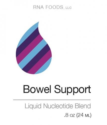 Bowel Support .8 oz (RNA) (24ml) - Holistic Health - SOI**