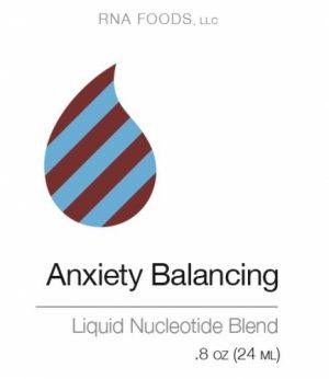 Anxiety Balancing .8 oz (RNA) (24ml) - Holistic Health - SOI**