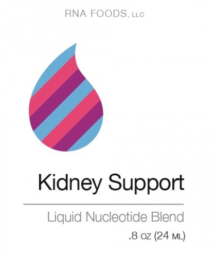 Kidney Support (RNA) .8 oz (24ml) - Holistic Health - SOI**
