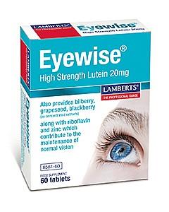 Eyewise - 60 Tablets - Lamberts