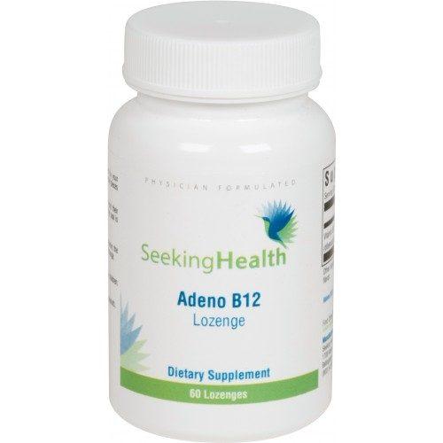 Adeno B12/B-12 - 60 Lozenges - Seeking Health