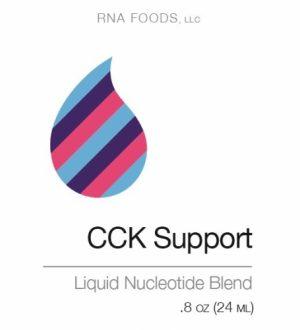 CCK Support (RNA) .8 oz (24ml) - Holistic Health - SOI**