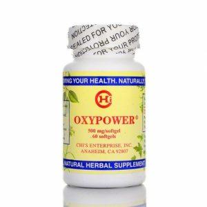 OxyPower - 120 Capsules- Chi Enterprise