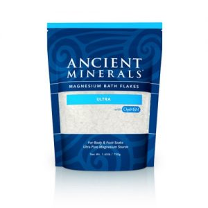 Magnesium Bath Flakes Ultra 750G - Ancient Minerals