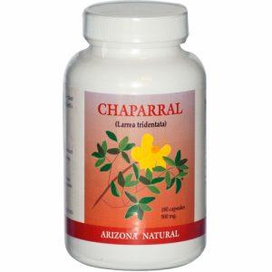 Chaparral, 180 Capsules - Arizona Natural