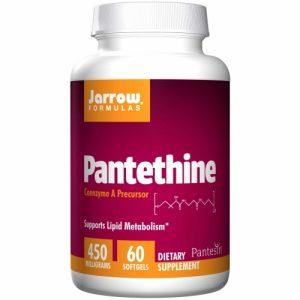 Pantethine, 450 mg, 60 Softgels - Jarrow Formulas