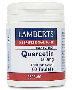 Quercetin 500mg - Lamberts