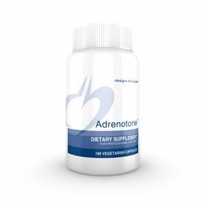Adrenotone™ 180 vegetarian caps - Designs for Health