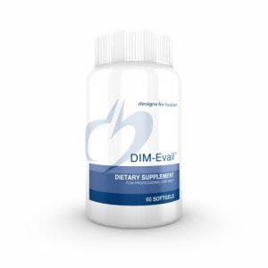 DIM-Evail™ 60 softgels - Designs for Health - SOI*