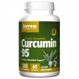Curcumin (Turmeric) 95 - 60 caps (500mg) - Jarrow