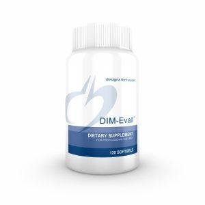 DIM-Evail™ 120 softgels - Designs for Health - SOI*