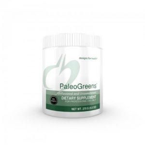 PaleoGreens™ Organic powder 270g - Unflavoured - Designs for health