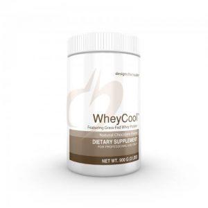 Whey Cool™ Chocolate - 900g Powder - Designs for Health - SOI**