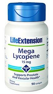 Mega Lycopene - 15 mg - 90 softgels - Life Extension
