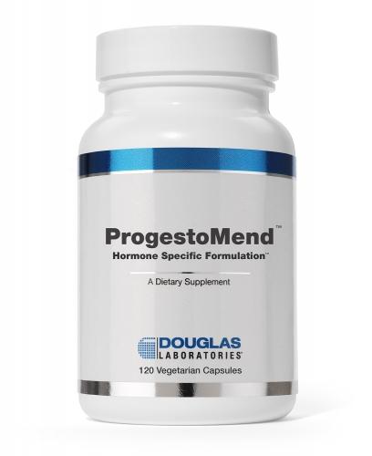 ProgestoMend 120 Vegetarian Capsules - Douglas Labs SOI**