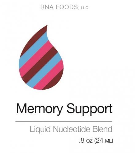 Memory Support (RNA) .8 oz (24ml) - Holistic Health - SOI**