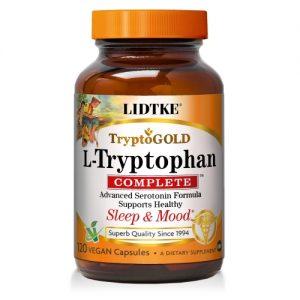 L-Tryptophan Complete 120 caps - Lidtke