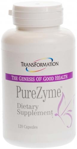 PureZyme™ 120 caps - Transformation Enzyme