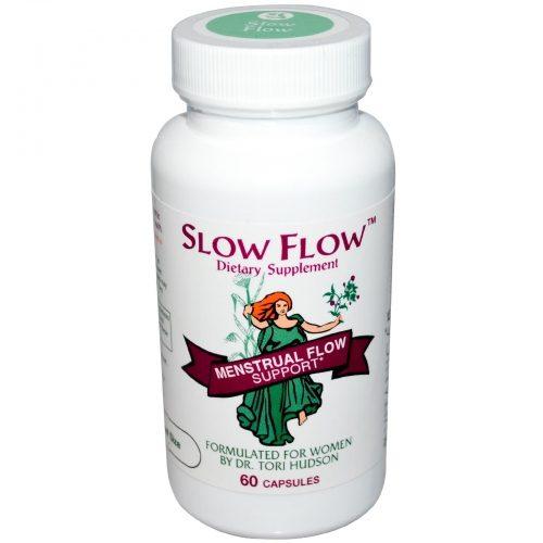 Slow Flow 60 caps - Vitanica